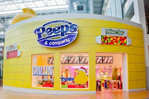 PEEPS & COMPANY MALL OF AMERICA