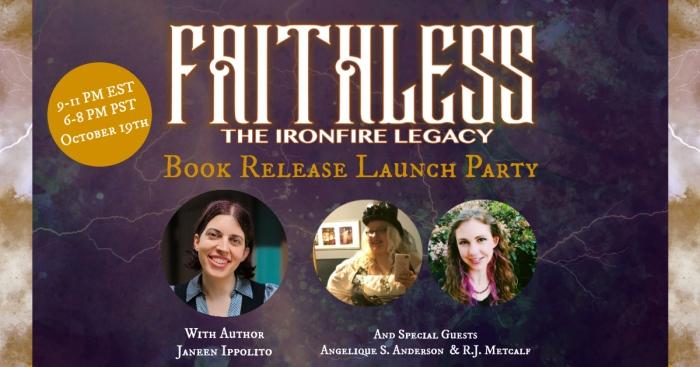 Faithless FB Party Banner