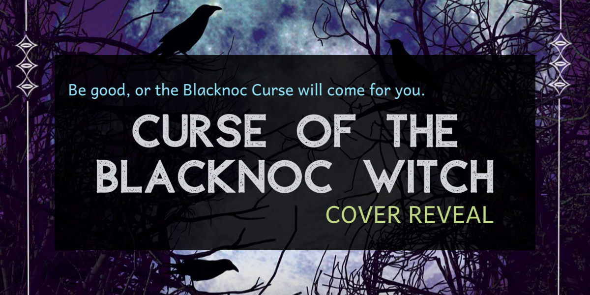 Curse of the Blacknoc Witch by Tori V. Rainn cover reveal graphic